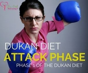 The Dukan Diet Attack Phase