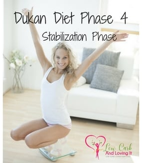 Dukan Diet Phase 4