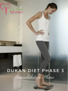 The Dukan Diet Phase 3
