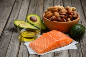 eating healthy fats keeps you in ketosis