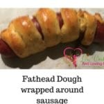 fat head dough - low carb bread