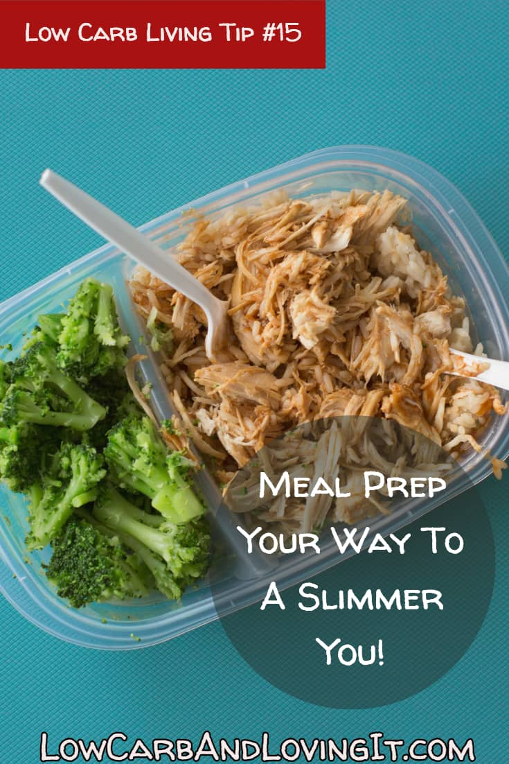 Meal Prep Will Lead To Weight Loss Success! - Low Carb and ...
