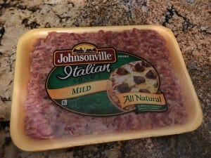Italian sausage - Miled