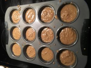 put in pan